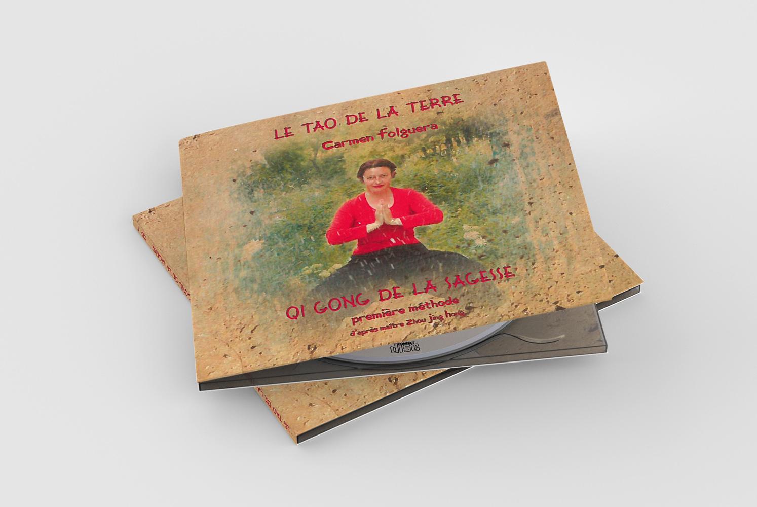 CD Carmen Folguera - Qi Gong de la Sagesse - Première Méthode