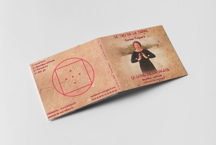CD Carmen Folguera - Qi Gong de la Sagesse - Deuxième Méthode