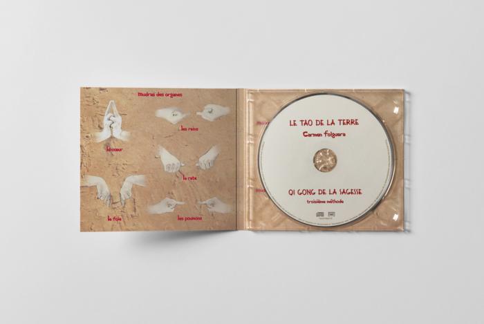 CD Carmen Folguera - Qi Gong de la Sagesse - Troisième Méthode
