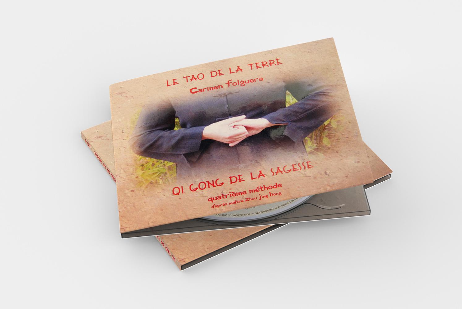 CD Carmen Folguera - Qi Gong de la Sagesse - Quatrième Méthode