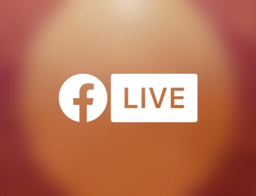 Facebook Live - Le 26 janvier à 20h