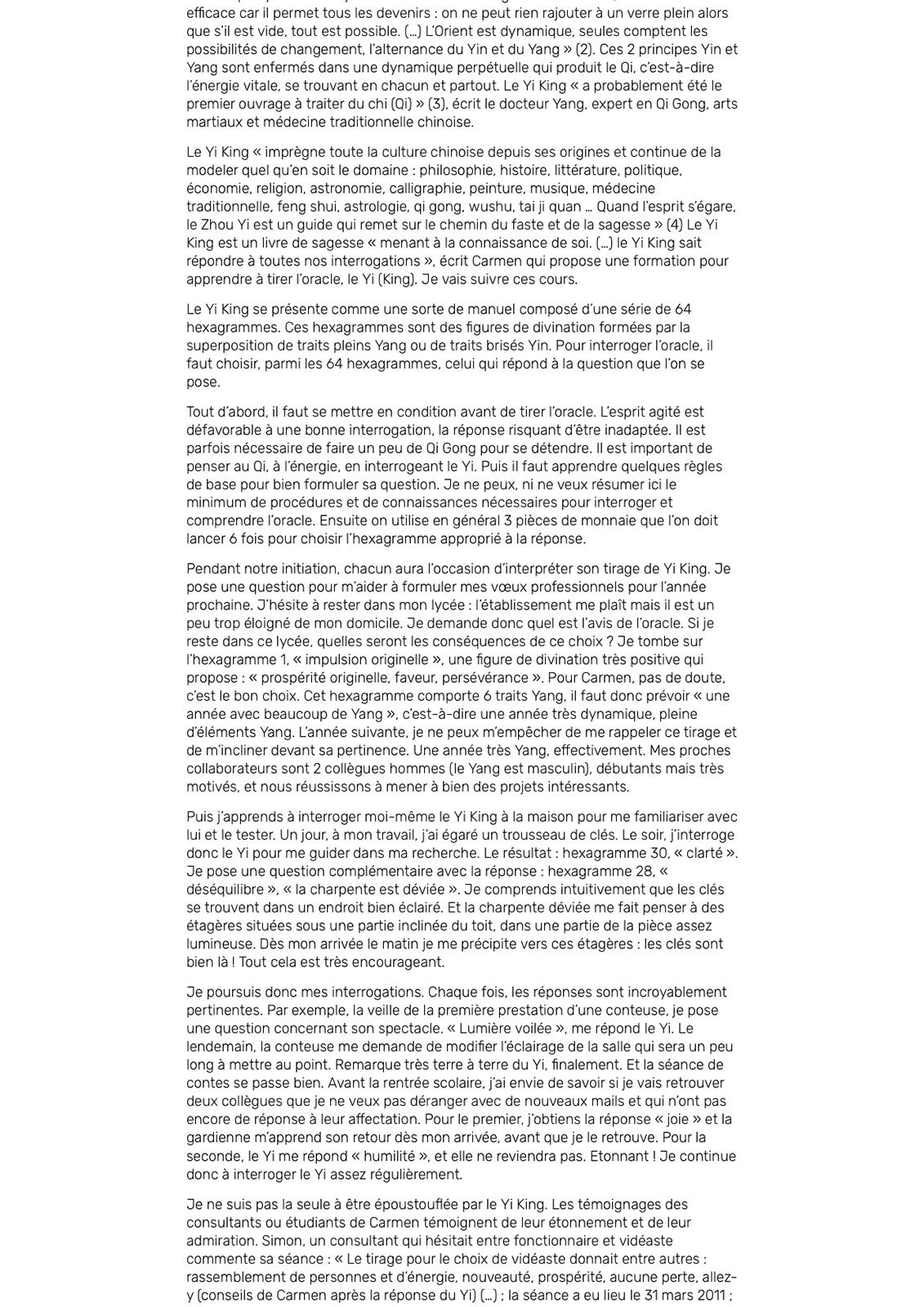 Bondy Blog - Vous saurez tout sur le… Yi Jing - Page 2