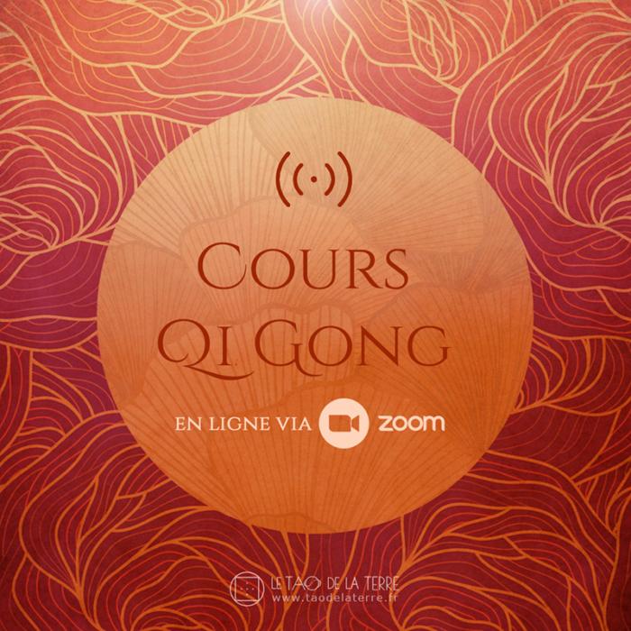 Cours de Qi Gong en Ligne